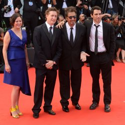 Manglehorn premiere in Venice