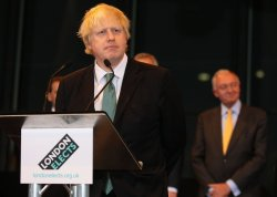 Boris Johnson wins London Mayoral Election