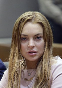 Lindsay Lohan pleads no contest to misdemeanor charges in Los Angeles