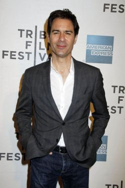 """Eric McCormack arrives for the Tribeca Film Festival Premiere of """"Knife Fight"""" in New York"""