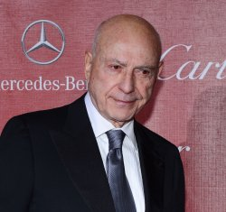 Alan Arkin arrives at the 24th annual Palm Springs International Film Festival in Palm Springs, California