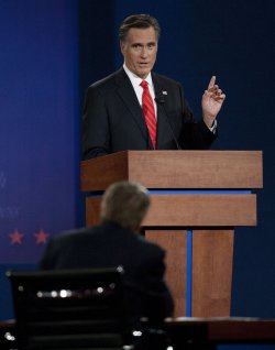Presidential Debate in Denver, Colorado