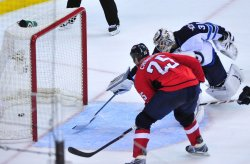 Capitals' Jason Chimera scores in Washington