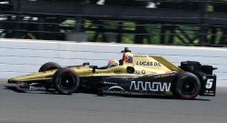 Carb day final practice for100th Indy 500