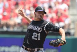Colorado Rockies vs St. Louis Cardinals