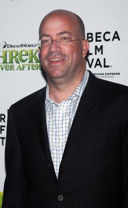 "Jeff Zucker arrives for the Tribeca Film Festival opening night premiere of ""Shrek Forever After"" in New York"