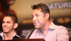 Golden Boy Promotions support of the unbeaten champion Jorge Linares in Las Vegas