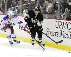 Pittsburgh Penguins Jussi Jokinen in Pittsburgh