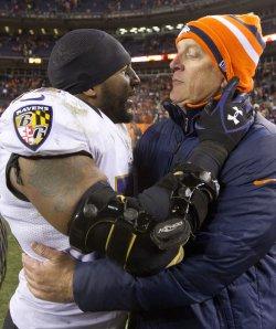 NFL Baltimore Ravens vs Denver Broncos