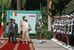SenegalÕs President Abdoulaye Wade Visits Iran