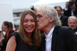 Abel Ferrara attends the Cannes Film Festival