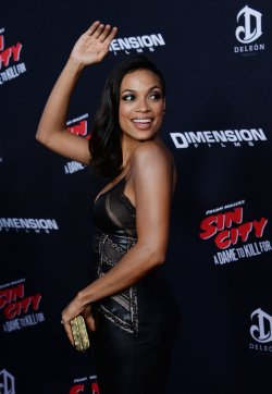"""Sin City"" A Dame to Kill For"" premiere held in Los Angeles"