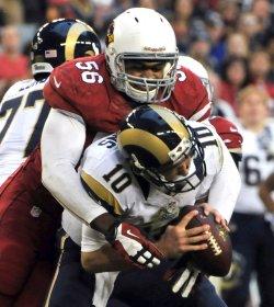 St. Louis Rams vs Arizona Cardinals