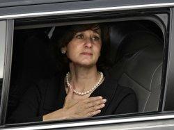 Funeral for Senator Edward Kennedy in Boston