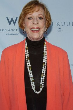 Carol Burnett attends Backstage at the Geffen fundraiser in Los Angeles