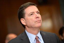 FBI Director James Comey testifies in Washingon, DC