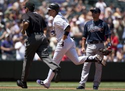 Colorado Rockies Host the Atlanta Braves in Denver