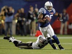 Super Bowl XLIV Indianapolis Colts vs. New Orleans Saints in Miami