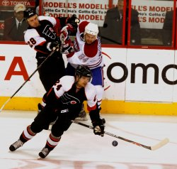 Montreal Canadians vs Philadelphia Flyers