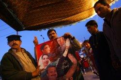 Pakistan prepares for election.