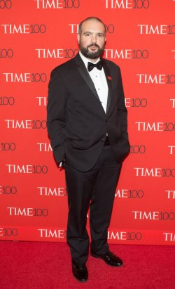 Guillem Anglada-Escude arrives at the TIME 100 Gala in New York