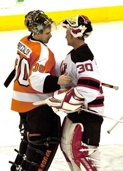 New Jersey Devils-Philadelphia Flyers Stanley Cup Playoffs