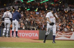 Detroit Tigers vs. San Francisco Giants Game 1 World Series