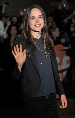 Ellen Page attends 'Super' premiere at the Toronto International Film Festival