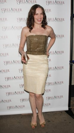 "Tammy Blanchard attends ""Stella by Starlight"" gala in New York"