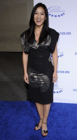 "Michelle Kwan attends the Clinton Foundation Gala in honor of ""A Decade of Difference"" held at the Hollywood Palladium in Los Angeles"