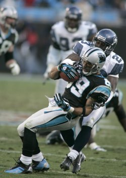Carolina Panthers vs Seattle Seahawks