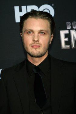 "Michael Pitt arrives for the premiere of ""Boardwalk Empire"" in New York"