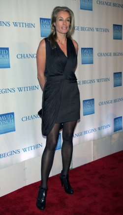 "Frederique van der Wal arrives for the 2nd Annual ""Change Begins Within"" Benefit in New York"