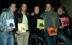 QUEER EYE FOR THE STRAIGHT GUY BOOKSIGNING