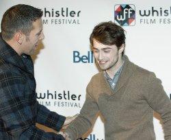 Actor Daniel Radcliffe attends 2012 Whistler Film Festival