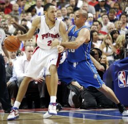ORLANDO MAGIC VS DETROIT PISTONS EASTERN CONFERENCE QUARTERFINALS