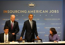 President Obama Hosts a Forum on Bringing Jobs back to the United States