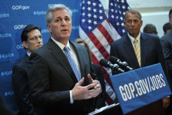 House Republican Leadership in Washington, D.C.