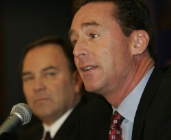 DIAMONDBACKS INTRODUCE BOB MELVIN AS NEW MANAGER