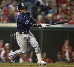 Tampa Bay Rays vs. Cleveland Indians
