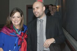 """Chilean director Moises Sepulveda attends screening of his film """"Illiterate"""" at the 2014 Vancouver Latin American Film Festival"""