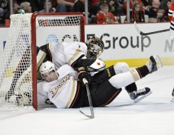 Anaheim Ducks vs. Chicago Blackhawks