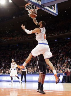 New York Knicks vs Brooklyn Nets
