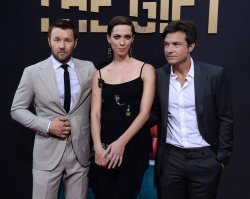 """""""The Gift"""" premiere held in Los Angeles"""