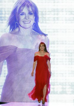 The Heart Truth's Red Dress Fall 2011 Collections at Mercedes-Benz Fashion Week In New York