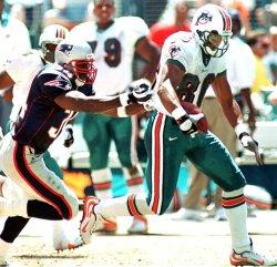Dolphins V. Patriots