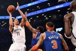 Nets vs Knicks at Barclays Center