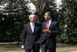 U.S. President Obama meets with Australian Prime Minister in Washington