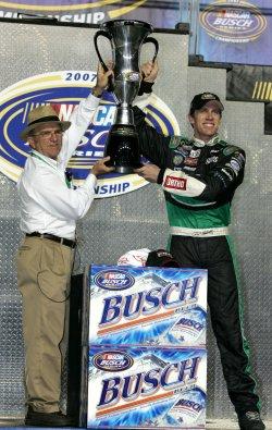 NASCAR Busch series Ford 300