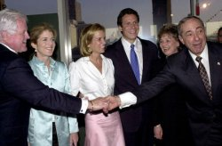 The Kennedy's turn out to support Andrew Cuomo's bid for Governor